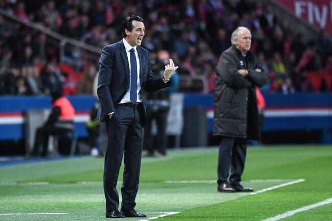 PSG : Emery déclenche sans le vouloir un clash Riolo-Djellit