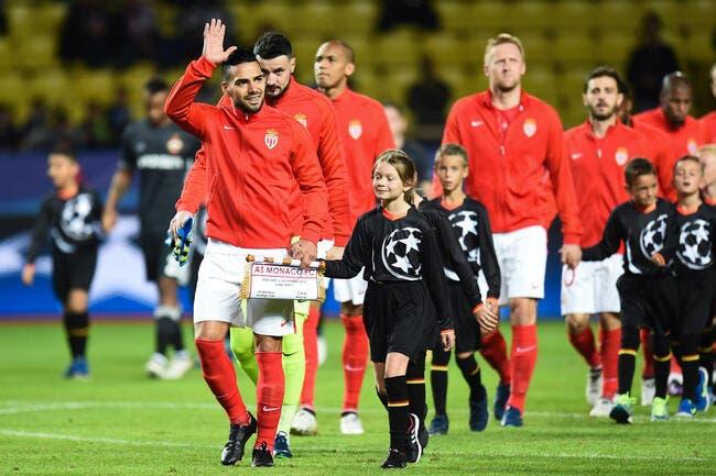 ASM : Monaco ne jouera pas à la roulette russe face à Tottenham