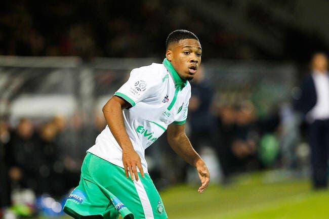 ASSE : Les Verts font signer jusqu'en 2019 une pépite offensive