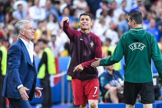 Euro : Les Bleus se sont vus trop beaux, c'est Cristiano Ronaldo qui le dit