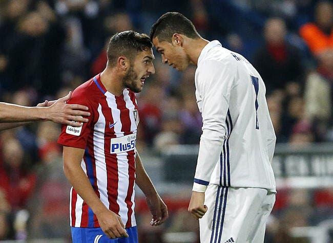 Liga : Cristiano Ronaldo accuse Koke de l'avoir traité de «tapette»