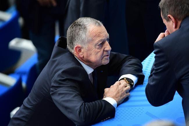 OL: La révélation surprise d'Aulas sur l'avenir européen de Lyon!