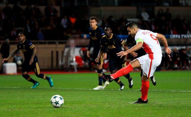 Monaco – Tottenham 2-1