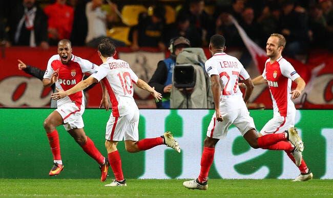 Monaco vainqueur, premier assuré avec un record en prime!
