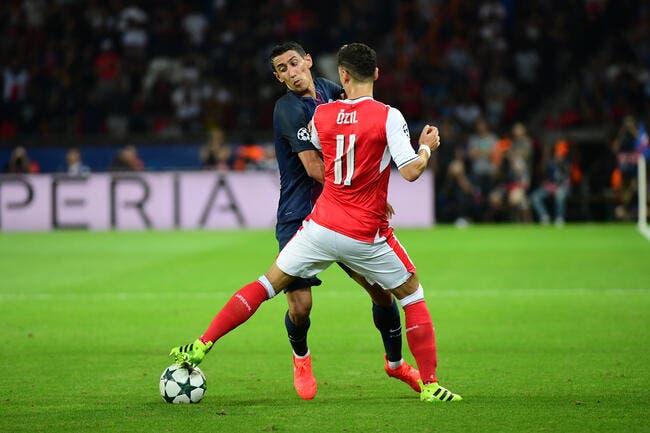PSG - Arsenal : Le groupe parisien avec Di Maria et Areola