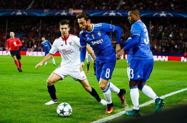 Séville – Juventus 1-3