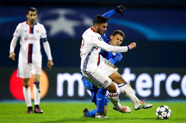 Zagreb – Lyon 0-1