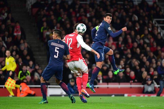 Arsenal - PSG : 2-2