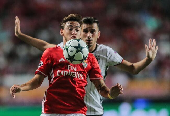 Besiktas - Benfica : 3-3