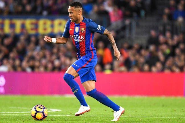 Justice : Deux ans de prison et 10ME d'amende requis contre Neymar !