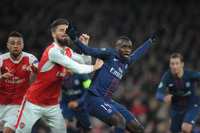 LdC : Paris méritait mieux mais dépasse Arsenal