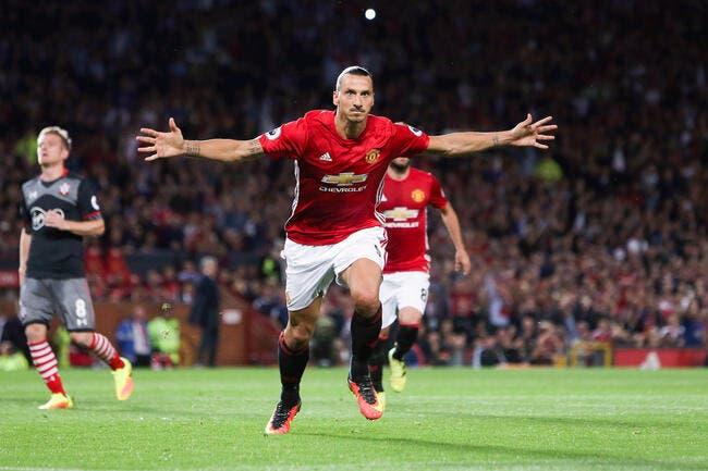 Man United: Mourinho y va cash sur l'avenir d'Ibrahimovic