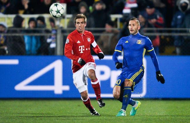 Rostov - Bayern Munich : 3-2