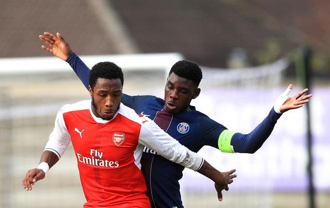 Youth League : Le PSG tenu en échec par Arsenal, mais...