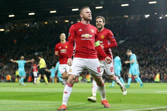 Manchester United - Feyenoord : 4-0
