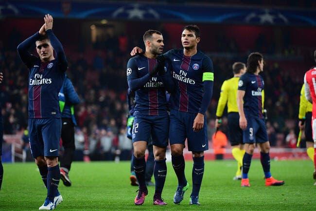 PSG: Deux Parisiens n'ont pas la moyenne face à Arsenal