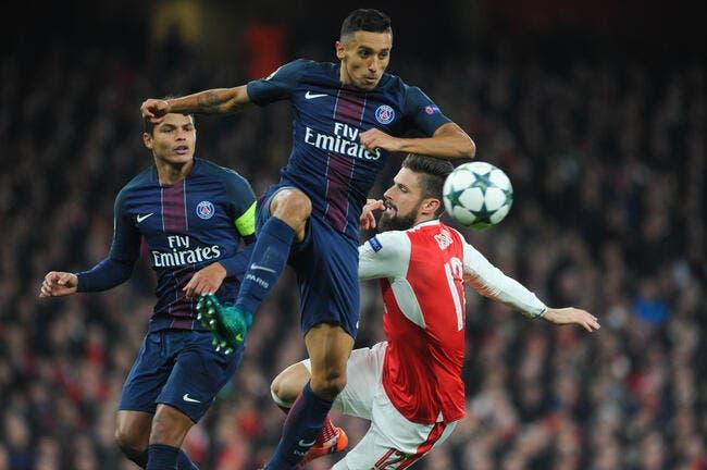 PSG: Paris, plus fort que le Real Madrid dans un secteur de jeu