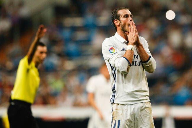 Real: Une opération et deux mois minimum pour Bale