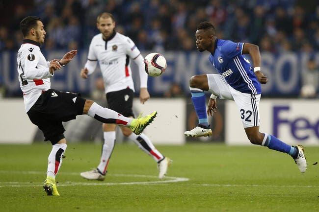 Schalke 04 - Nice : 2-0