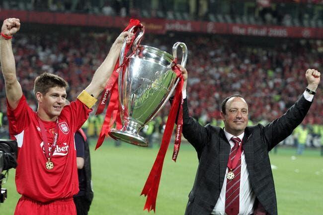 Steven Gerrard : «J'ai eu une carrière incroyable»