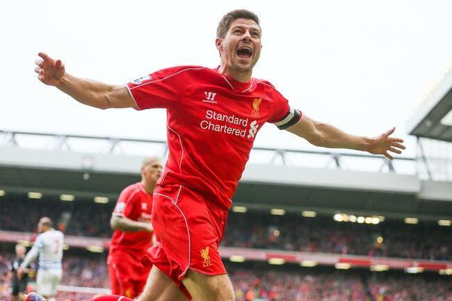 Steven Gerrard raccroche les crampons