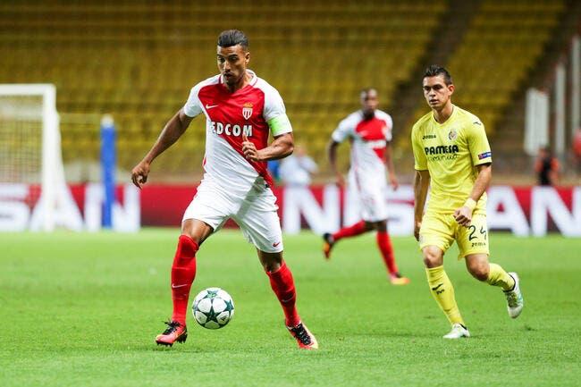 ASM : Dirar de retour avec Monaco face à l'OM