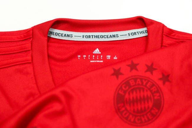 Le chiffre d'affaires colossal du Bayern Munich