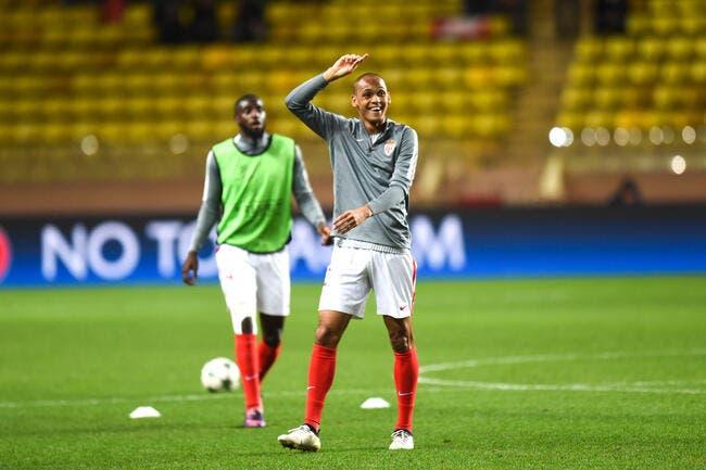 Monaco: Fabinho totalement conquis par ce joueur du PSG