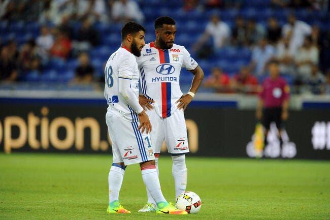 OL: Lyon est «choqué» par les critiques contre Fekir