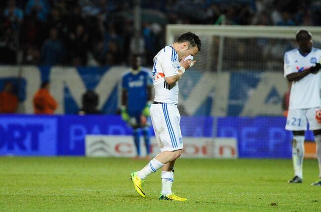 OL: Pas rancunier, Valbuena se voit finir à l'OM