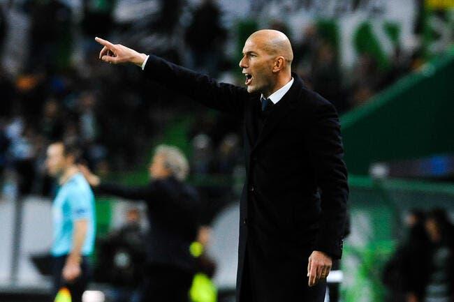 Real Madrid : L'incroyable appétit de Zidane à l'approche d'un record légendaire