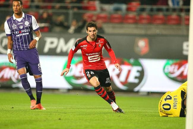 Rennes – Toulouse 1-0