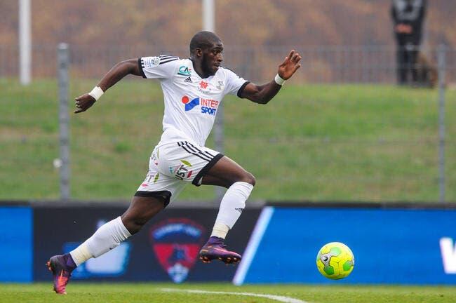 Amiens - Brest : 3-0