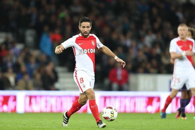 ASM : Moutinho annonce le PSG, Nice et l'OL seuls rivaux de Monaco