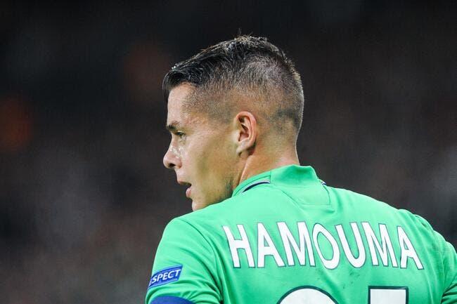 ASSE : Hamouma de retour dans le groupe contre Angers