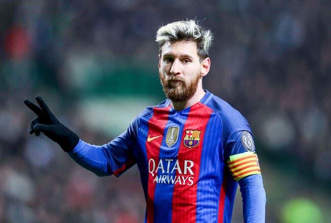 Barça: Le contrat de Messi va rendre Cristiano Ronaldo jaloux