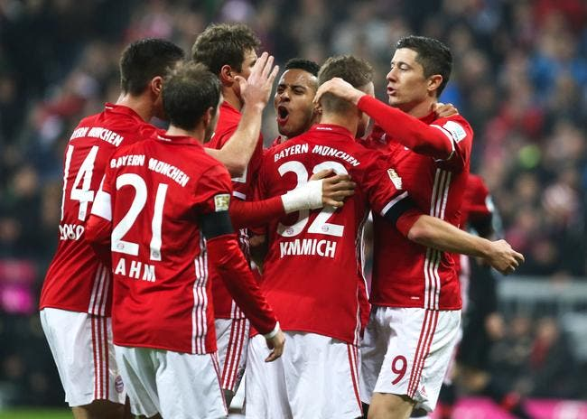 Bayern Munich - Bayer Leverkusen : 2-1