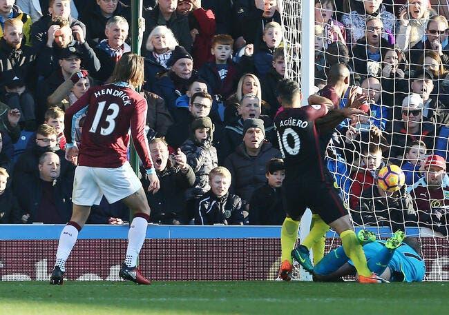 Burnley - Manchester City : 1-2