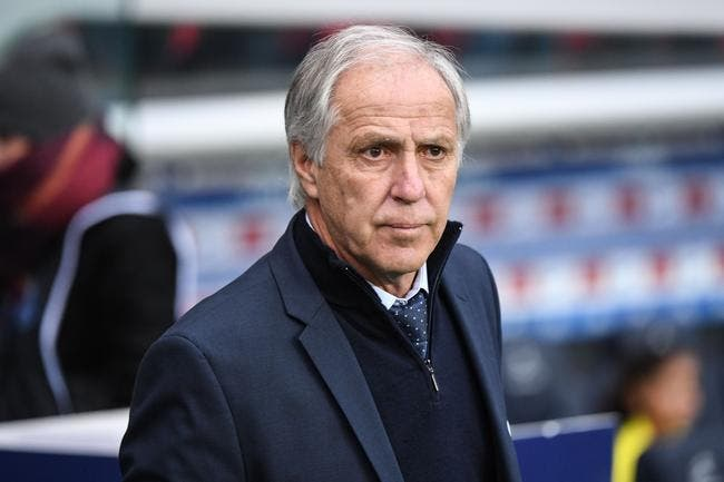 FC Nantes : Girard ne s'attendait pas à mieux...