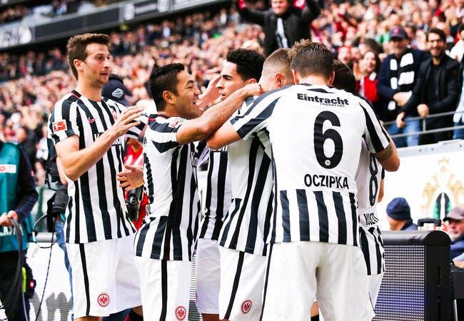Francfort - Dortmund : 2-1