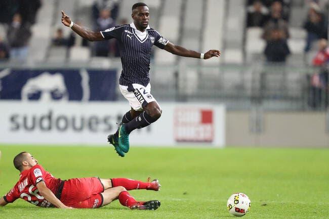 L1 : Bordeaux renverse Dijon, Lorient se mord les doigts