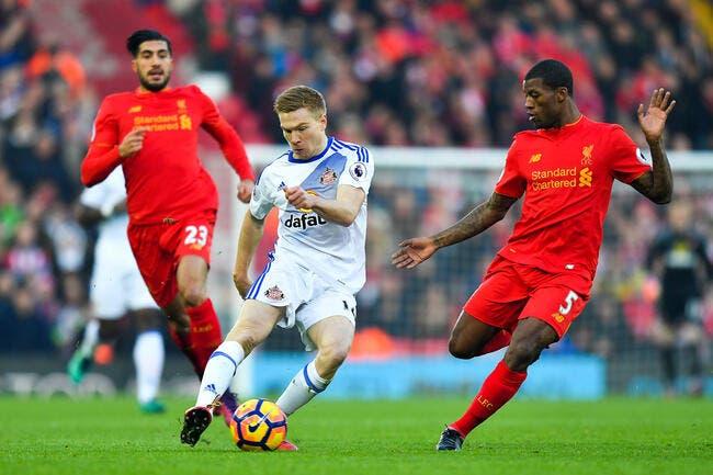 Liverpool - Sunderland : 2-0