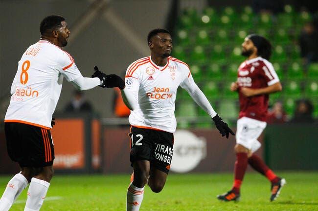 Lorient : Avoir tout, tout de suite, Casoni n'en demande pas tant