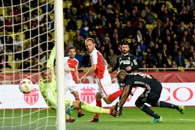 Monaco - OM : 4-0