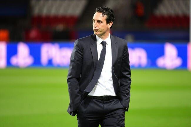 PSG: Emery voit l'OL comme un nouvel Arsenal