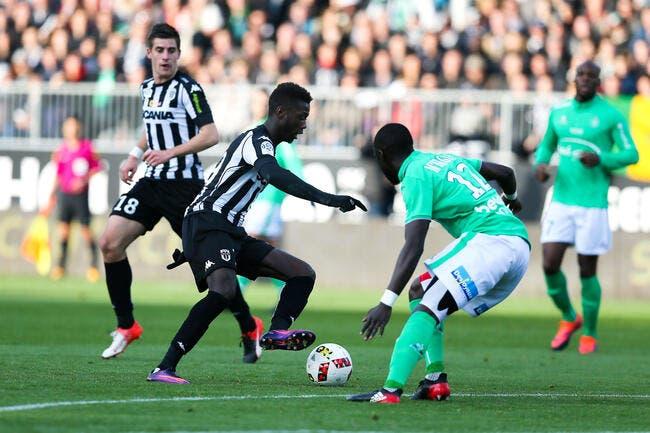 Angers – Saint-Etienne 1-2