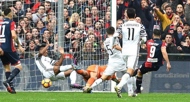 Genoa - Juventus : 3-1
