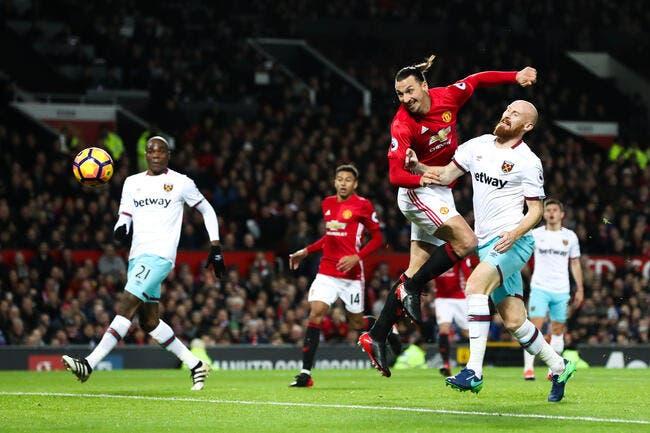 L'offrande de Paul Pogba à Zlatan Ibrahimovic