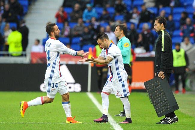 OL : La tentation du 4-3-3 avec Valbuena contre le PSG