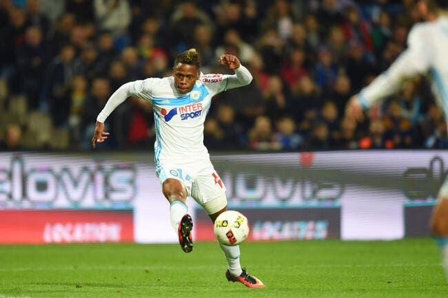 OM : Njie veut taper l'ASSE dans le Chaudron pour relancer Marseille